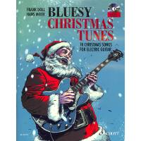Bluesy christmas tunes