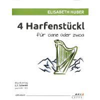 4 Harfenstückl