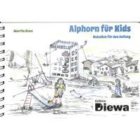 Alphorn fuer Kids