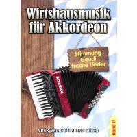 Wirtshausmusik fuer Akkordeon 11