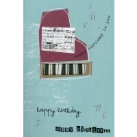 Doppelkarte - Happy birthday to you | Karte
