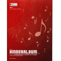 KINDERALBUM 1