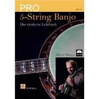 Pro 5 String Banjo