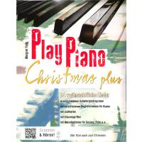 Play piano christmas