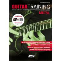 Guitar training - Metal