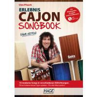 Erlebnis Cajon Songbook