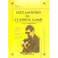 Jazz + Bossa for classical Guitar