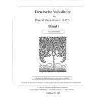 DEUTSCHE VOLKSLIEDER 1