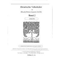 Deutsche Volkslieder 2