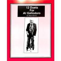 12 duets for Al Gallodoro