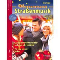 Weihnachtliche Strassenmusik