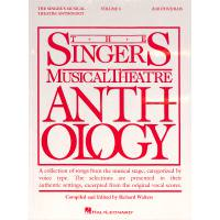 The singer's musical theatre anthology 6