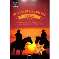 10 Western + Cowboy Songs