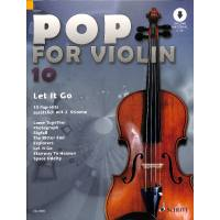 Pop for Violin 10