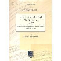 Konzert im alten Stil op 123 - Satz 2