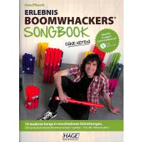 Erlebnis Boomwhackers Songbook ohne Noten