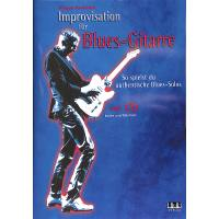 Improvisation fuer Blues Gitarre