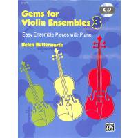 Gems for Violin Ensembles 3