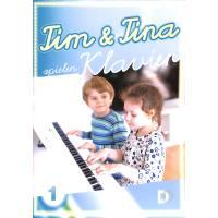 Tim + Tina spielen Klavier 1