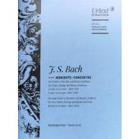 KONZERT 1 A-MOLL BWV 1041 | KONZERT D-MOLL BWV 1043 | KONZERT 2 E-DUR BWV 1042