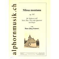 Missa Montana op 707
