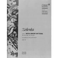 Missa Omnium Sanctorum a-moll ZWV 21