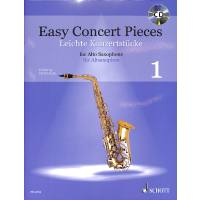 Easy Concert pieces 1