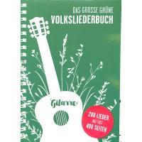 Das grosse grüne Volksliederbuch