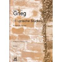 11 lyrische Stücke