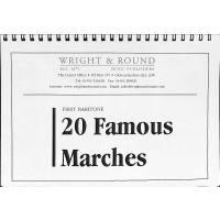 20 famous Marches | MAERSCHE