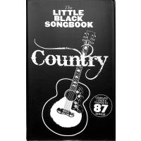 The little black songbook - Country