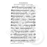 HALLELUJAH AUS MESSIAS HWV 56