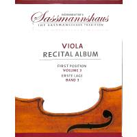 Viola recital album 3