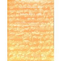Sonate h-moll BWV 1030