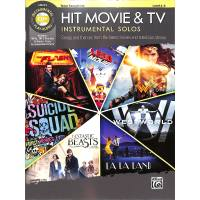 Hit movie + TV instrumental solos