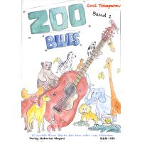 ZOO BLUES 1 | 20 leichte Blues Stücke
