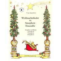 Weihnachtslieder für Saxophon Ensemble