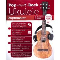 Pop + Rock Ukulele - Zupfmuster