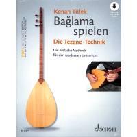 Baglama spielen 2 | Die Tezene Technik