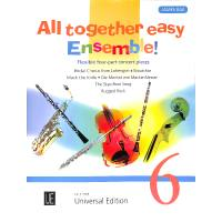 All together easy ensemble 6