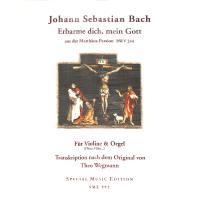 Erbarme dich mein Gott (Matthäus Passion BWV 244)