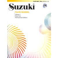 Suzuki flute school 1 - international edition