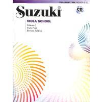 Viola school 3 - revised edition