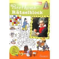 Mein Beethoven Rätselblock