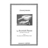 24 scottish Pieces