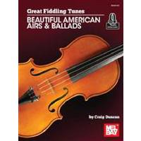 Great fiddling tunes | Beautiful american airs and ballads