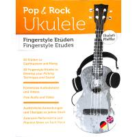 Pop + Rock Ukulele - Fingerstyle Etüden