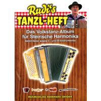 Rudis Tanzl Heft | Das Volkstanz Album