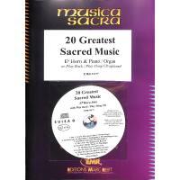 20 greatest sacred music