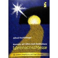 Kommt wir eilen nach Bethlehem   Weihnachtsmesse
